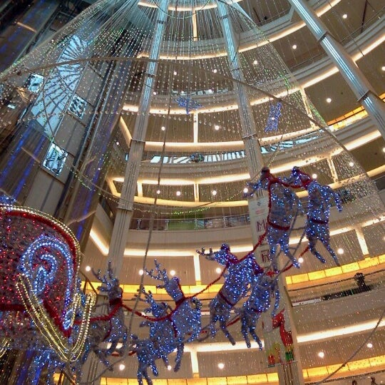Photo taken at Pacific Place by @TravelAwan on 12/7/2012