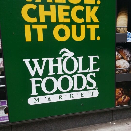 Photo taken at Whole Foods Market by Anthony B. on 1/17/2013