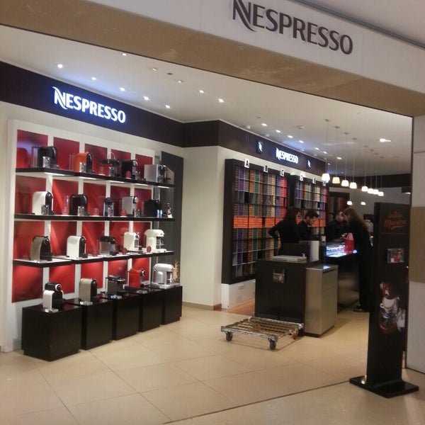 nespresso boutique now closed duomo 7 tips from 360ForNespresso Rinascente Milano
