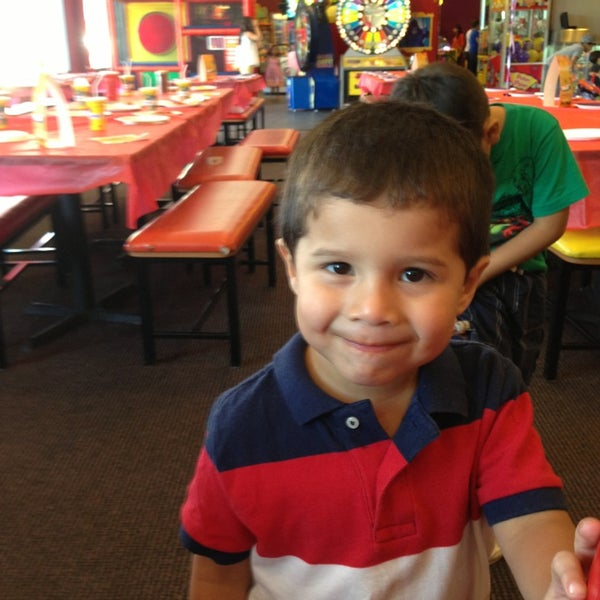 Photo taken at Peter Piper Pizza by Nancy G. on 6/7/2013