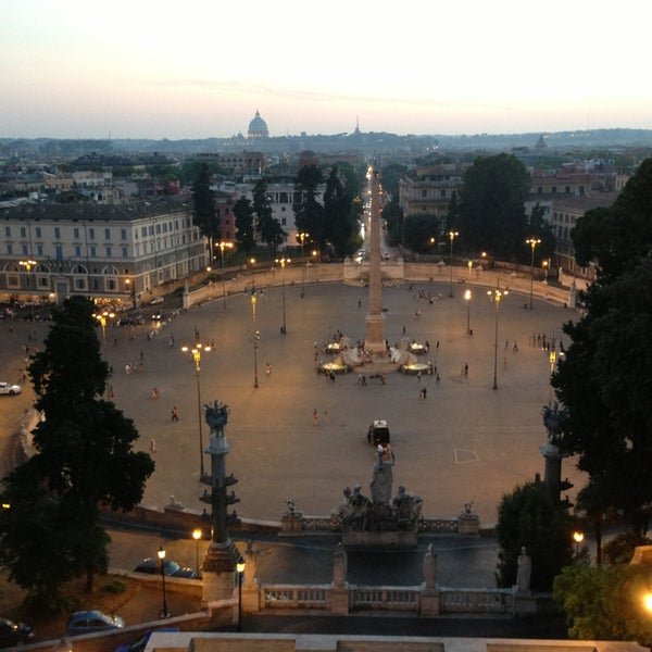 Terrazza del Pincio - Platz in Roma