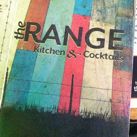 Photo taken at The Range Kitchen & Cocktails by Aries T. on 11/10/2012