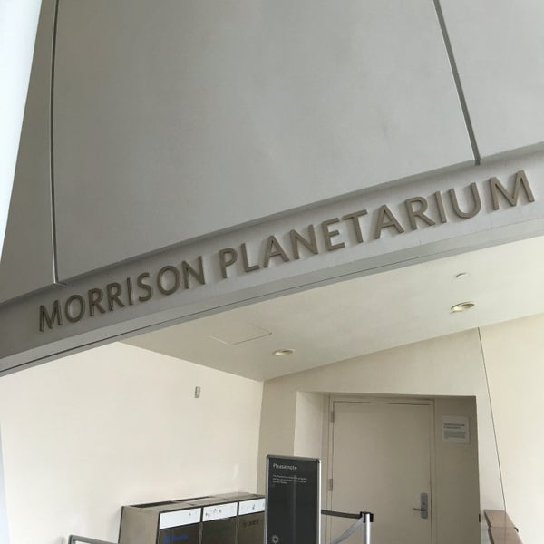 Photo taken at Morrison Planetarium by Doug V. on 8/1/2016