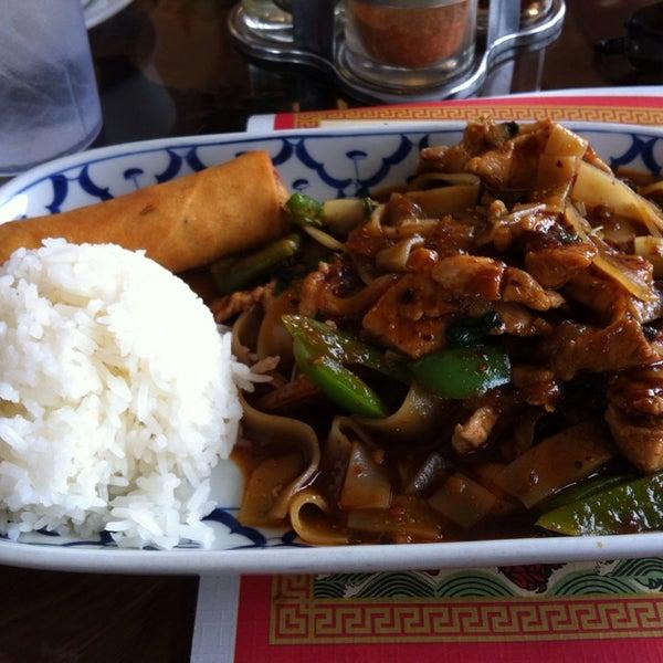 Thai Food Tucson Menu
