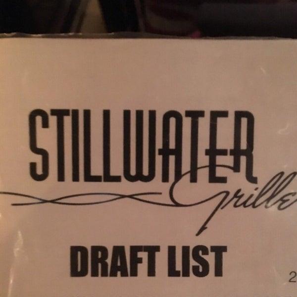 12/29/2015에 Shawn H.님이 Stillwater Grille에서 찍은 사진