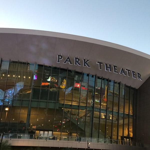 Снимок сделан в Park Theater пользователем Fernando V. 9/2/2018