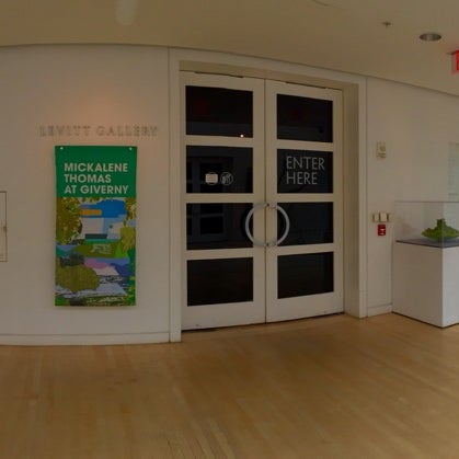 Photo taken at Telfair Museums' Jepson Center by Ingrid G. on 11/21/2015