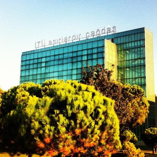 Foto diambil di İstanbul Teknik Üniversitesi oleh MØD pada 9/24/2012