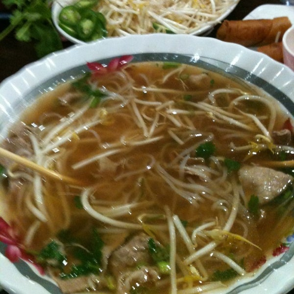 Best Pho Restaurant In San Antonio