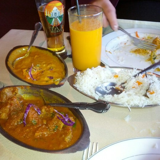 Indian Food In Miramar