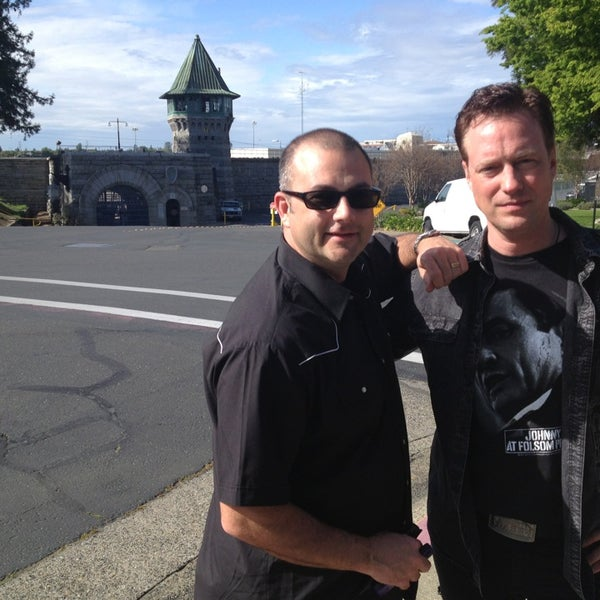 Photo taken at Folsom State Prison (FSP) by Corey W. on 3/28/2013