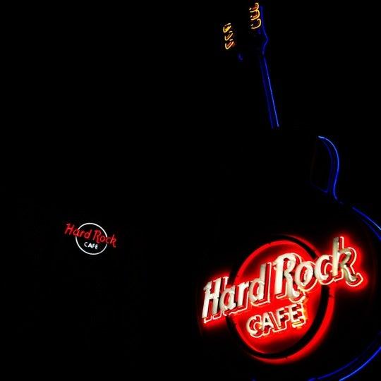 Photo taken at Hard Rock Cafe Nashville by Matthew K. on 12/6/2012