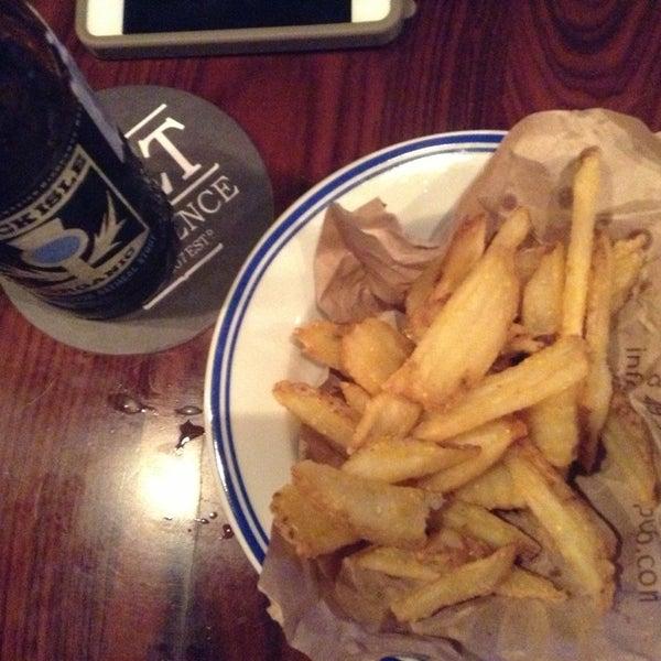 Photo taken at Haggis Pub & Kitchen by Masha B. on 8/8/2014