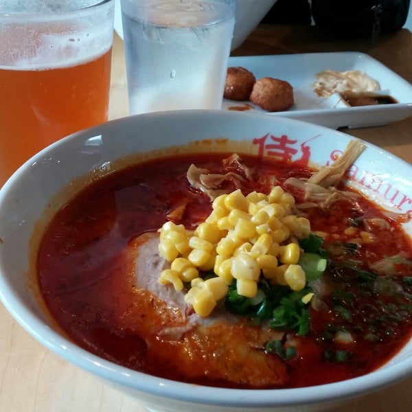 Photo taken at Samurai Noodle by Beer J. on 3/1/2015