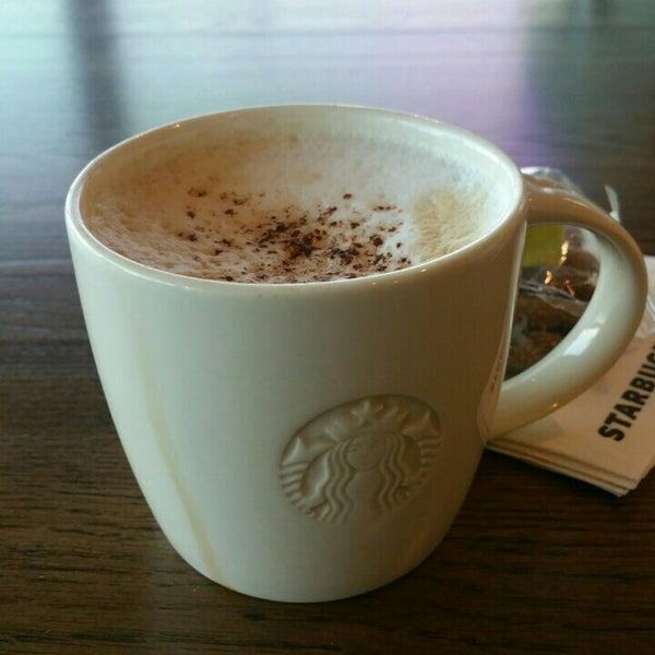 Photo taken at Starbucks by bholder on 7/5/2016