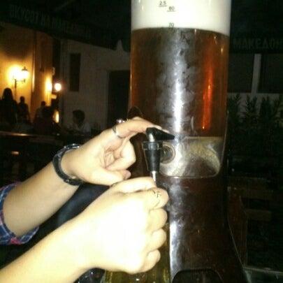 Photo taken at Old Town Brewery by Milan P. on 9/25/2012
