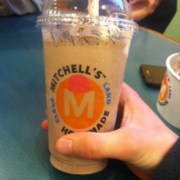 Photo taken at Mitchell's Ice Cream by Brandon M. on 5/12/2013