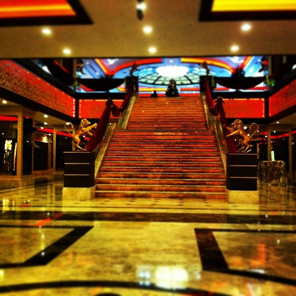 12/16/2012 tarihinde Faik Tolga Ç.ziyaretçi tarafından Cratos Premium Hotel & Casino'de çekilen fotoğraf