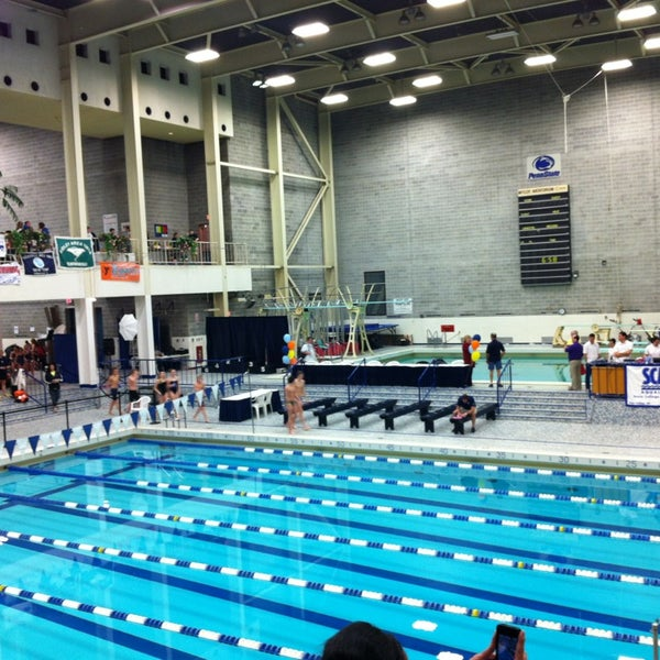 Mccoy Natatorium Pool In University Park