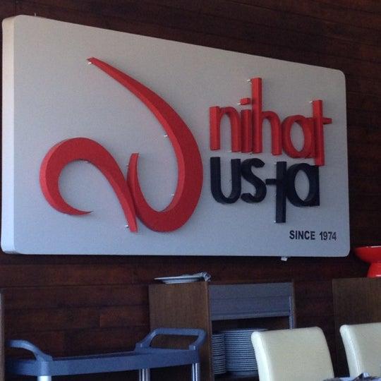 Снимок сделан в Nihat Usta пользователем Aydan kg 10/21/2012