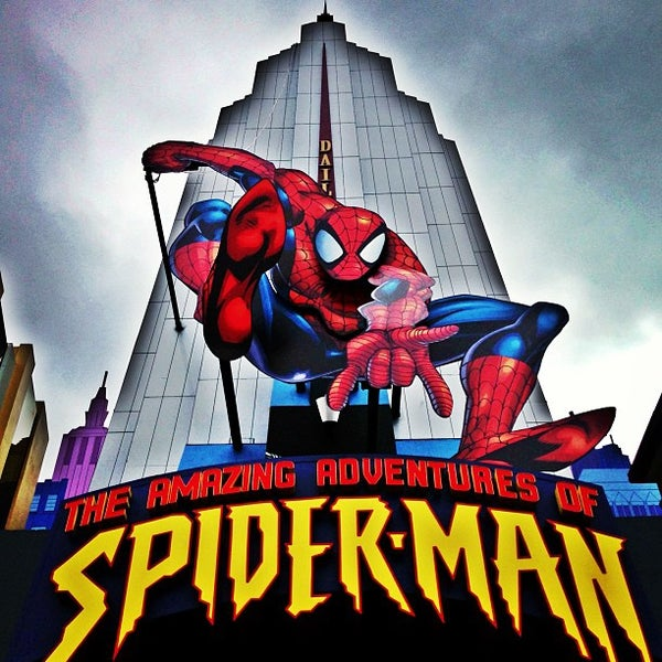 The Amazing Adventures Of Spider Man Marvel Superhero Island
