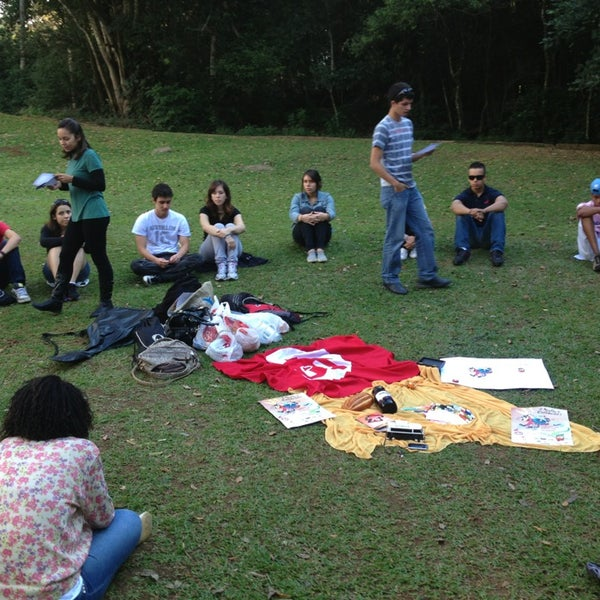 Photo taken at Parque Estadual do Jaraguá by Edcarlos B. on 6/9/2013