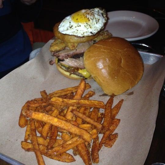 Photo taken at Doc Crow's Southern Smokehouse & Raw Bar by Sara S. on 11/15/2012