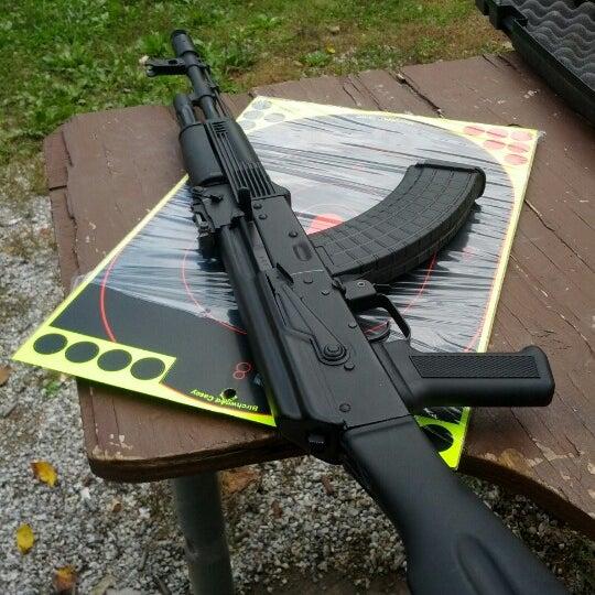State Game Lands Shooting Range