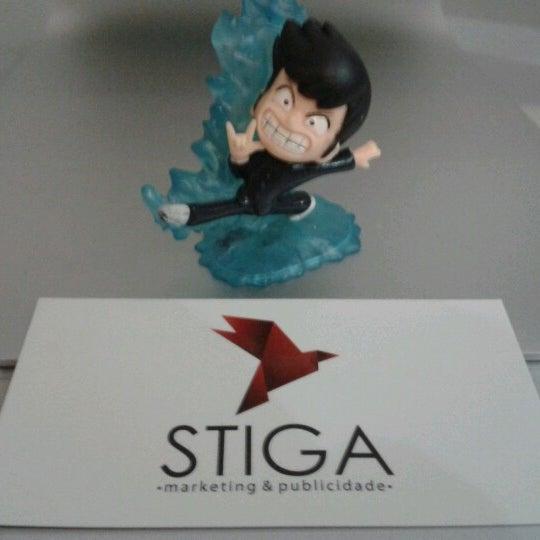 Foto tirada no(a) Agência Stiga por Alexandre B. em 10/22/2012