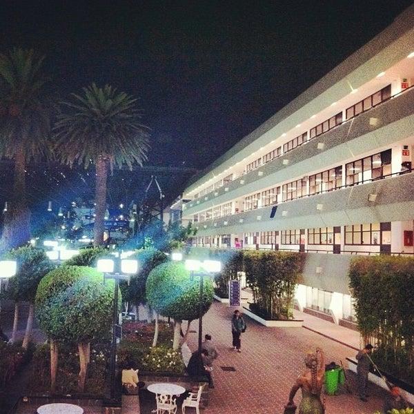 3/5/2013 tarihinde Andrés R.ziyaretçi tarafından Universidad La Salle'de çekilen fotoğraf