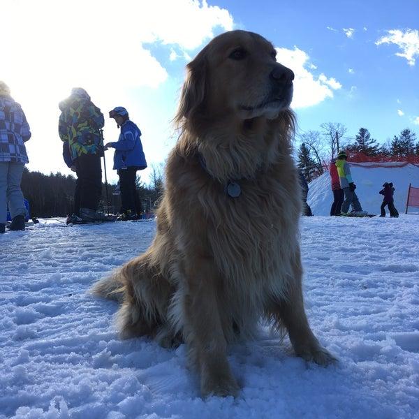 Photo taken at Pat's Peak Ski Area by Nick E. on 12/27/2016