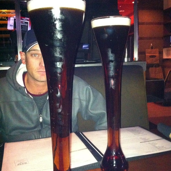Photo taken at Yard House by Ryan D. on 1/2/2013