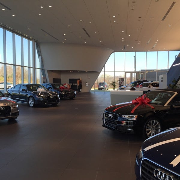 Photos At Audi Nashville Visitors - Audi nashville