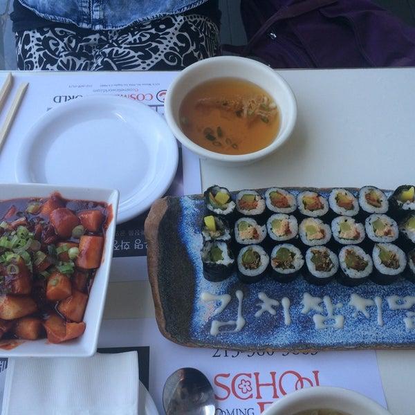 Photo taken at School Food by Julie J. on 8/13/2014