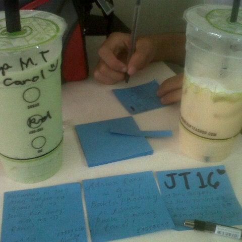 Photo taken at Moonleaf Tea Shop by Carol S. on 10/13/2012