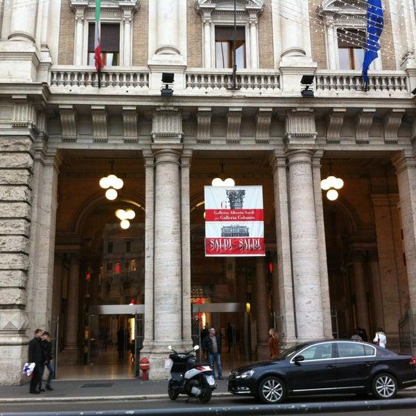 Foto scattata a Galleria Alberto Sordi da Simone B. il 1/9/2013