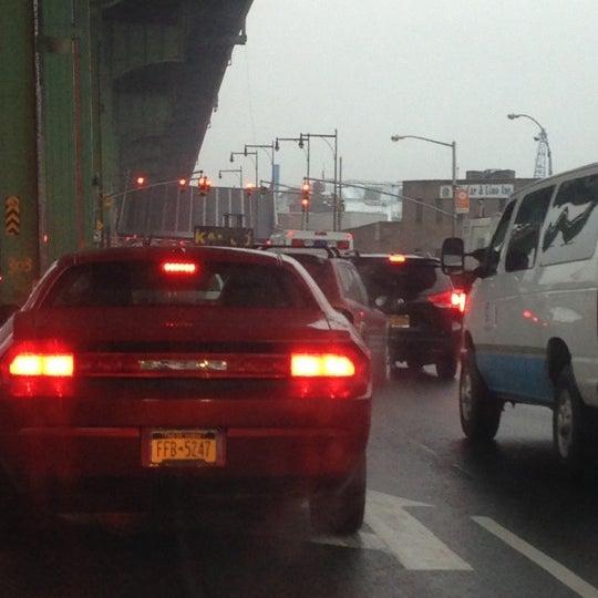 Photo taken at Hamilton Avenue Bridge by Scott B. on 12/8/2012