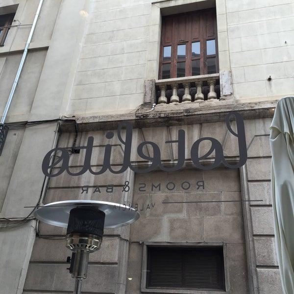 Foto tomada en Hotel Lotelito Valencia por Ximo G. el 2/7/2015