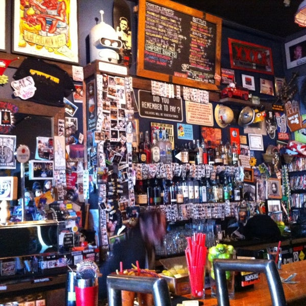 Photo taken at Bender's Bar & Grill by Atticus L. on 2/24/2013