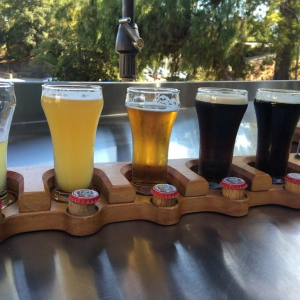 Photo taken at Central Coast Brewing by Hannah P. on 9/4/2016