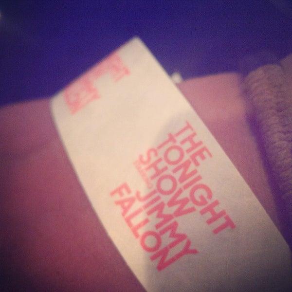 Foto tirada no(a) Late Night with Jimmy Fallon por Teresa V. em 9/11/2014