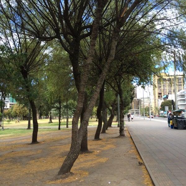 Foto tomada en Parque El Ejido por Natalia C. el 8/3/2014