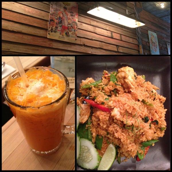 Foto tomada en Pure Thai Cookhouse por A .. el 4/22/2013