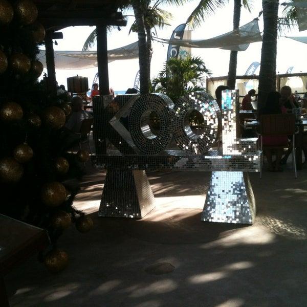 Foto tomada en Kool Beach Club por Oskar T. el 1/2/2013