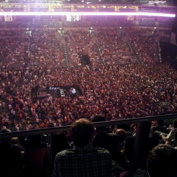 Photo taken at O2 arena by Jan V. on 6/19/2013