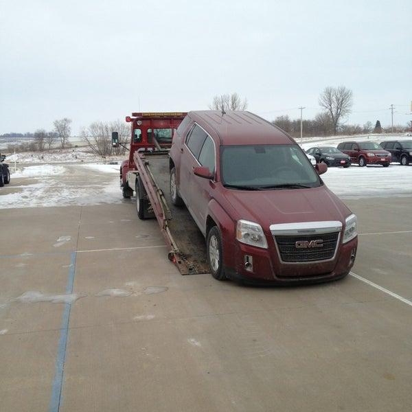 Photo Taken At Billion Auto   Hyundai Of Iowa City By Nathan P. On 12