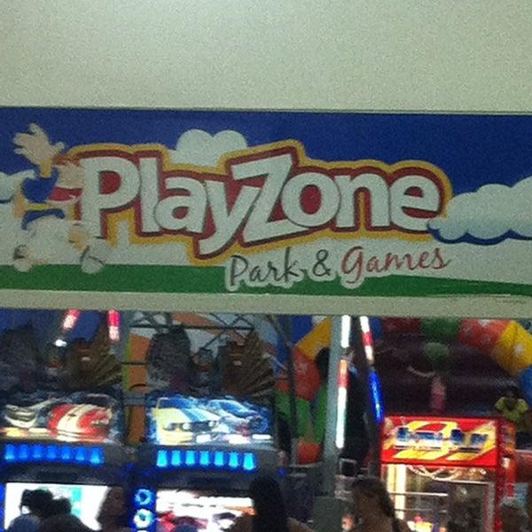 playzone park games
