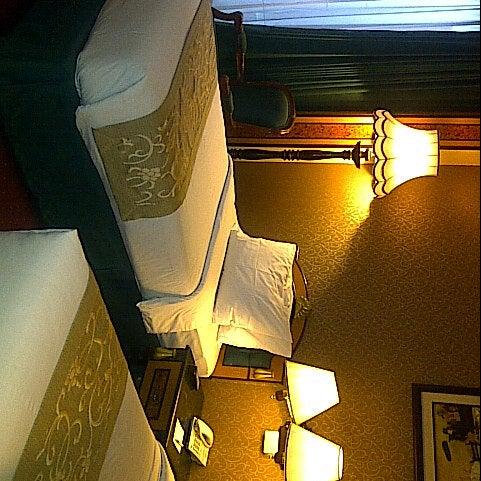 Photo taken at Hotel Gajahmada Graha by rizka t. on 12/26/2012