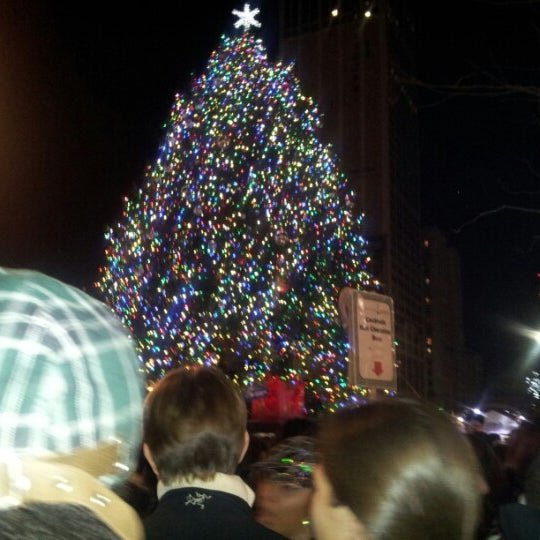 Photo taken at Campus Martius by Ashanti M. on 11/18/2012