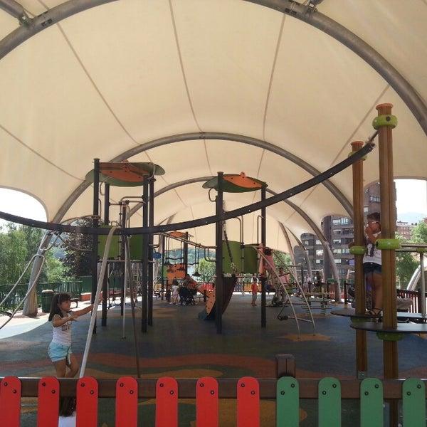 parque piscinas txurdinaga santutxu circo amateur club